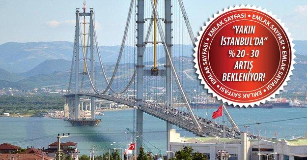 Konut üreticileri Bursa ve İzmir'i radarına aldı!