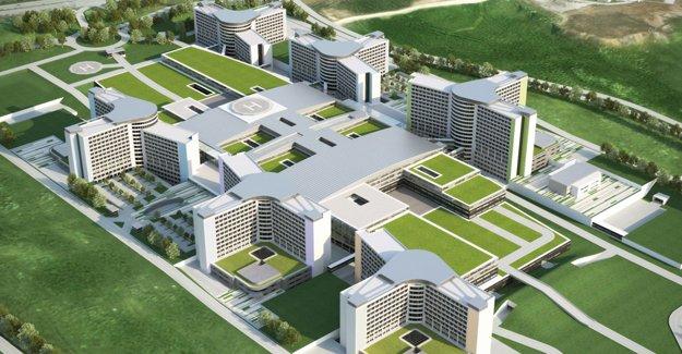 Konya Karatay Şehir Hastanesi ile ilgili görsel sonucu