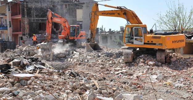 Maltepe'de kentsel dönüşüm başladı