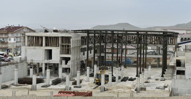 Mamak'ta 10 bin metrekarelik Kıbrısköy Kompleksi!