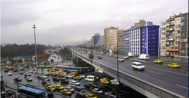 Mecidiyeköy trafik akışı değişecek!
