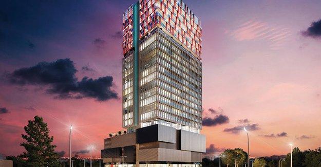 Megapol Çarşı Kule İzmir'de yükseliyor!