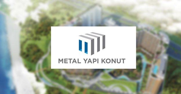 Metal Yapı Konut, deniz manzaralı 5'inci projesini Ulus'ta yapacak!