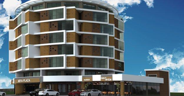 Mevaport'tan İzmir'e beş proje!