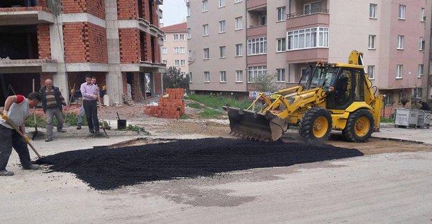 Mudanya'da yollar güzelleşecek!