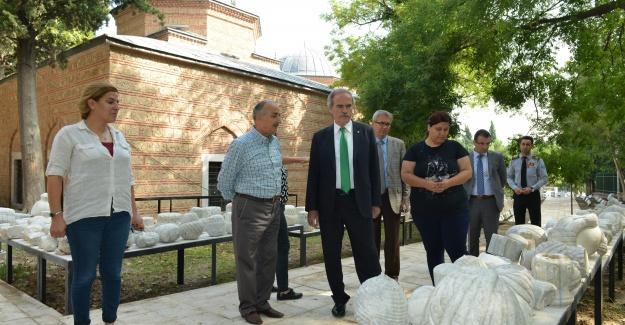 Muradiye Külliyesi 30 Eylül'de ziyarete açılıyor