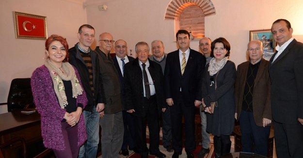 Osmangazi Belediyesi'ne Hisar ve Kaleiçi Bölgesi için destek!