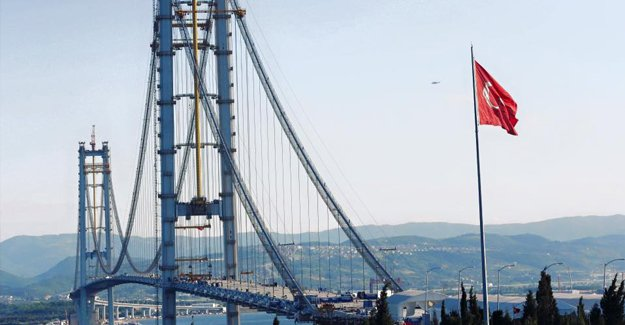 Osmangazi Köprüsü yazlık fiyatlarını da arttıracak!