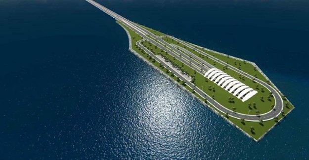 Otoyol ve tüp geçit İzmir'i uçuracak