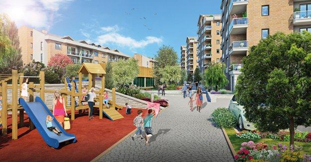 Özdilek'ten Bursa'ya 25 milyon dolarlık konut projesi!