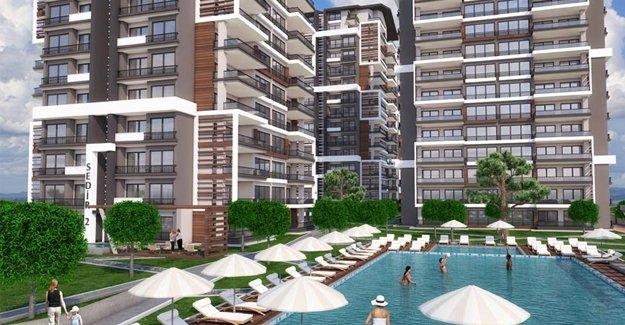 Park Nilüfer Sitesi'nde 40 dairelik lansman fırsatı!