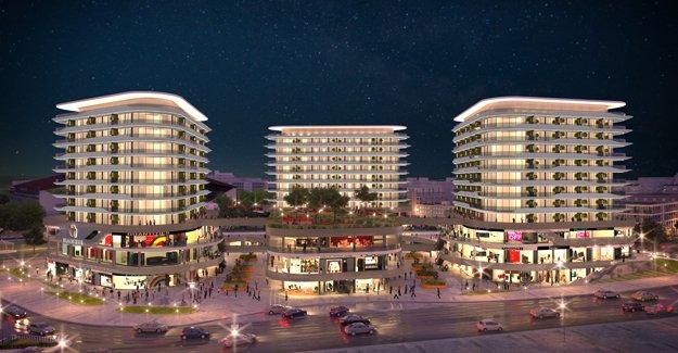 Real Merter Tago Architects tasarımı ile yükseliyor!