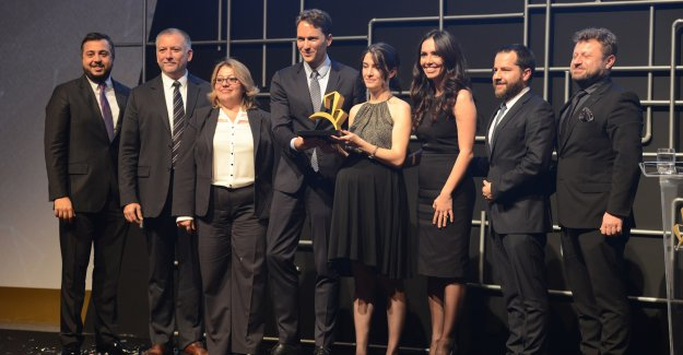 Sign of the City Awards 2015'te Nef'e 3 ödül!