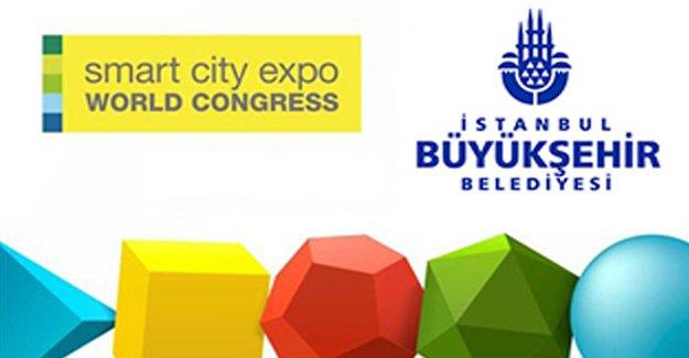 Smart City Expo İstanbul 2016 Akıllı Şehirler Fuar ve Kongresi başladı!