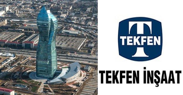 Socar Tower'a ENR'dan 'En iyi ofis binası' ödülü!