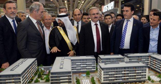 Soğanlı IRES Bursa Gayrimenkul Fuarı'nda büyük ilgi gördü!
