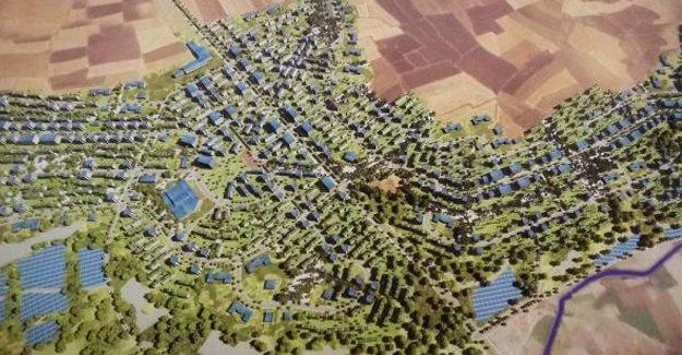 Süperkent projesi Eskişehir'e örnek olacak!