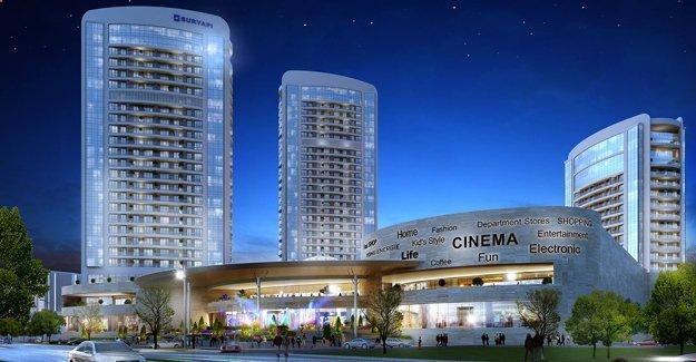 Sur Yapı Marka Rezidans'ta yeni blok satışta!