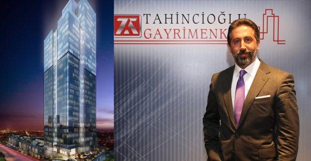 Tahincioğlu MIPIM'de 3 yeni ofis projesini sergiledi!