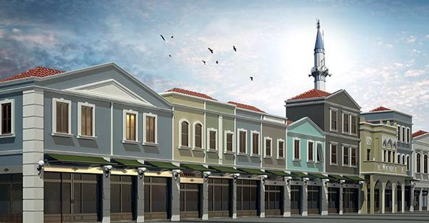 Uzunçarşı'da kentsel yenileme başlıyor!