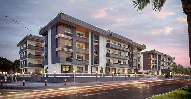 Teos Life Residence İzmir Seferihisar'da yükseliyor!