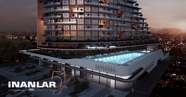 Terrace Su Atakent'te yükselecek!