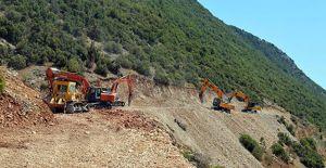 Antalya Bezirgan halkı yeni yolla Akdeniz'e direk ulaşacak!