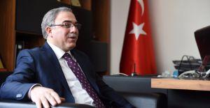 Başkan Turan, 'Yaralarımızı sarıp önümüze bakmalıyız'!
