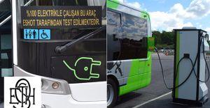 İzmir elektrikli otobüs filosuna son 7 ay!