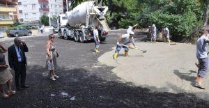 Kartal yol ve kaldırım çalışmaları hızla devam ediyor!