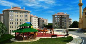 TOKİ Konya Beyşehir'de 469 konut inşa ediyor!