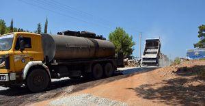 Antalya Bayırkozağacı Mahallesi'nin yol sorunu çözüldü!