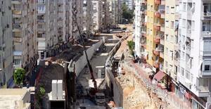 Antalya Şarampol Caddesi Projesi hızla ilerliyor!