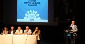 'Ataevler Kentsel Yenileme' bilgilendirme toplantısı yapıldı!
