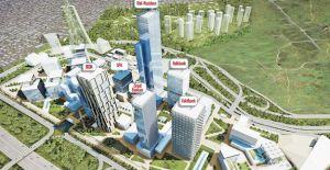 İşte yeni BDDK, SPK ve Merkez Bankası binaları!