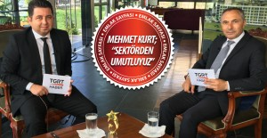 Mehmet Kurt Emlak Sayfası'na konuk oldu...