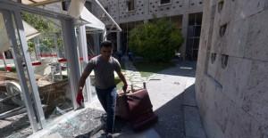 Türkiye Büyük Millet Meclisi'nin onarımını GYODER yapacak!