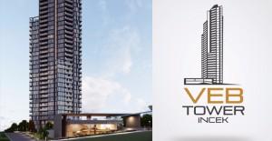 Veb Tower Ankara İncek'te yükselecek!