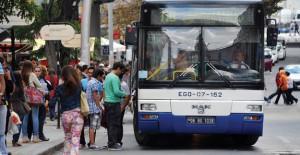 Ankara'da EGO otobüsleri bayram boyunca ücretsiz!
