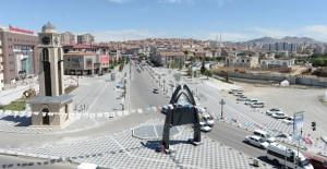 Ankara Keçiören Meydanı tamamlandı!