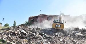 Ankara Çinçin'de kentsel dönüşüm çalışmaları devam ediyor!