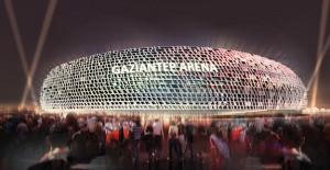 Gaziantep Arena açılış için gün sayıyor!