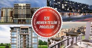 Hemen Teslim Bursa Konut Projeleri! İşte 10 proje ve fiyatları...