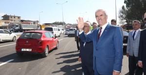 Mudanya Kavşağı'nda ilk etap trafiğe açıldı!