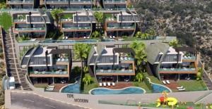 Tepe Modern Villaları ne zaman teslim?
