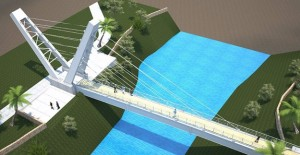 Yıldırım'da Mimarsinan ve Bağlaraltı'nı birbirine bağlayan köprü tamamlandı!