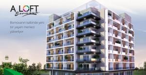 A Loft Bornova projesi İzmir Bonova'da yükseliyor!
