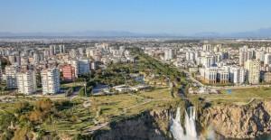 Antalya Büyükşehir Belediyesi 5 ilçedeki arsalarını satıyor!