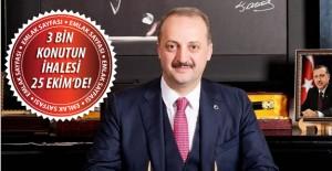 Başkan Akgül tarih verdi; '2023'te Mamak kentsel dönüşüm tamam!'