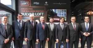 Bulvar Loft 'Yeni Ankara'nın sembolü olacak!